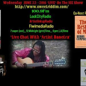 DENATRA'S  HEART & SOUL CHAT WITH CO-HOST RUDDY CAMPBELL