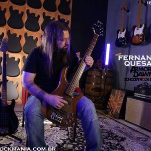 Rock Mania #420 - com Fernando Quesada, da Armored Dawn - 18/04/21