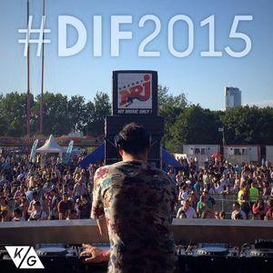 DONAUINSELFEST 2015 | me on the commercial edge (Sundowner, NRJ Stage)