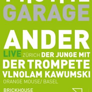Ander live at Garage Basel Jan 2012