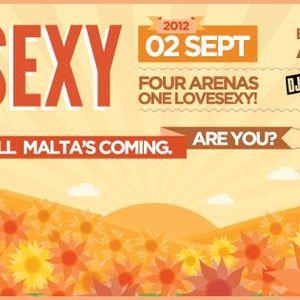 love sexy set ...   (september mix )