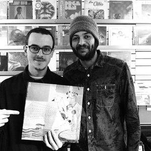 Sean O'Daly with Yussef Dayes - Feb 2016