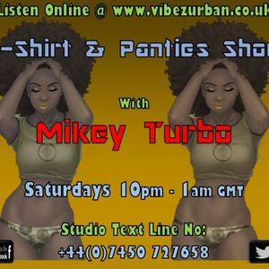 T SHIRT & PANTIE SHOW LIVE ON VIBEZ URBAN 8 07 2017