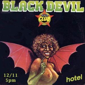 Black Devil Disco Club - 12:11:2016