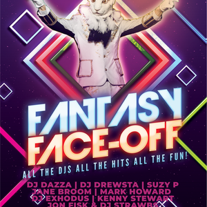 Fantasy Face-Off With Suzy P. (Set 1) - May 25 2019 http://fantasyradio.stream