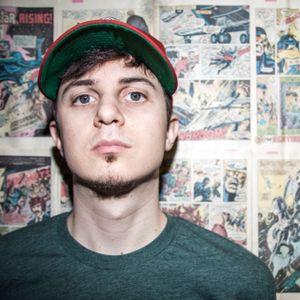 WXOU Interviews Watsky at the Van's Warped Tour 2014