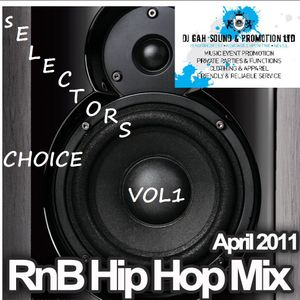Rnb Hip Hop.Selectors Choice.Vol.1.2011