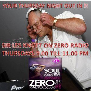 LES KNOTT ON ZERO RADIO 25-MAY-2017