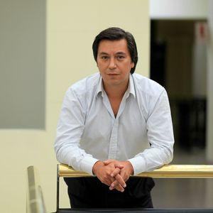 Daniel Presti con @HugoE_Grimaldi (Presidente Comision de Justicia de la Ciudad) Periodismo A Diario