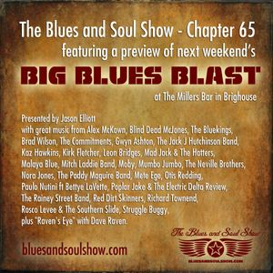 The Blues and Soul Show - Chapter 65 previewing the Big Blues Blast