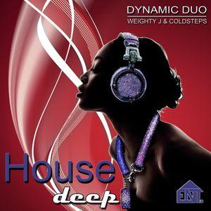 House Deep WEIGHTY J & COLDSTEPS
