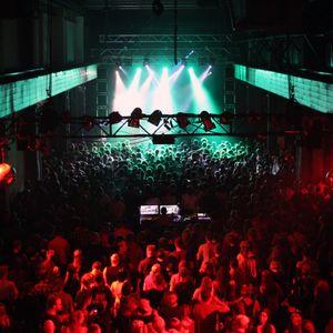 DERRICK warm up for DUB FX show @ werk2 / Leipzig / 310817 - part 01