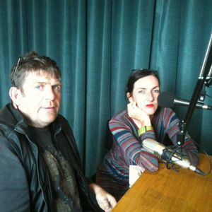 Philip McFadden & Tracy Cullen on Voices of Inishowen, Monday 2nd July 2012