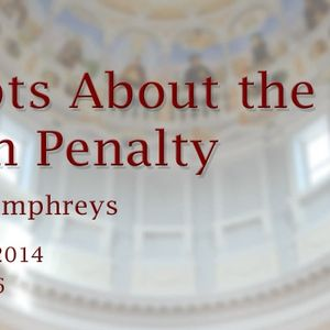 Doubts About the Death Penalty