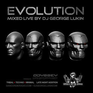George Lukin - Evolution ( live on DOD Radio )
