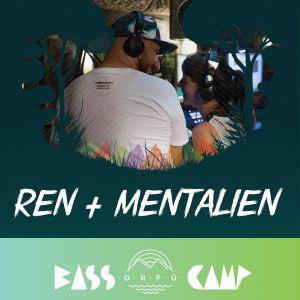 Bass Camp Orfű Podcast 013 w/ DJ Ren b2b Mentalien