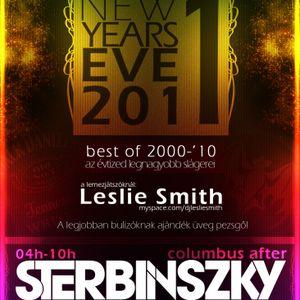 Leslie Smith - Live @ Columbus Club (Jan-01-2011 - Part 2.)