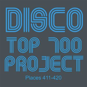 Disco Top 700 Project - Places 411-420