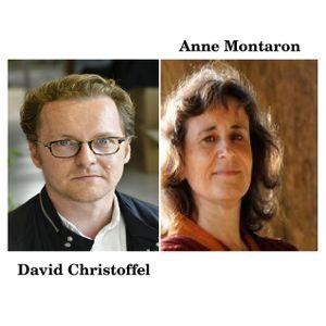 Anne Montaron David Christoffel Flèche sensible