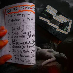 EXP - k7 # [ Sleeping Bag - A side @ S.U.R. / 1999 ]