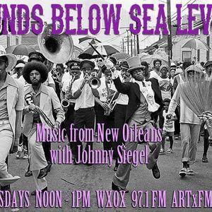 Sounds Below Sea Level, 97.1 FM WXOX, 06/22/2016