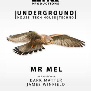 Dark Matter Pres - James Winfield - 19 Feb 2016 Live Recording