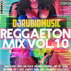 Reggaeton Mix Vol.10 2017