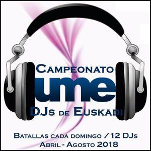Sisuka Ssk | Campeonato UME, Batalla 15: 5MeO Vs. Sisuka Ssk (Finalizada)