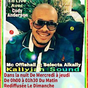 # 124 # DHCity rs ft Cody Anderson Sur Radio Fpp106.3fm PARIS le 22 09 16