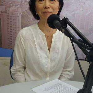 Entrevista com a farmacêutica homeopata, Aurea Hokama, sobre semente de Girassol e suas propriedades