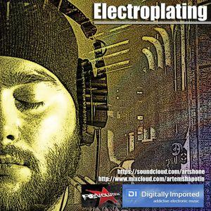 Shone Art - Electroplating 014