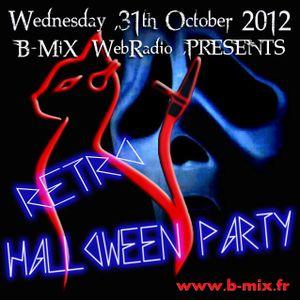 PSYKOMARS (Turbolenza) - Retro Halloween Party on B-Mix Webradio