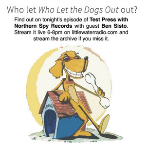Episode 3! Ben Sisto and his Who Let The Dogs Out-related LPs!
