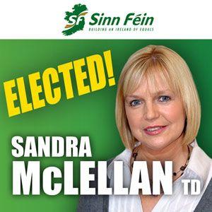 Sandra McLellan TD