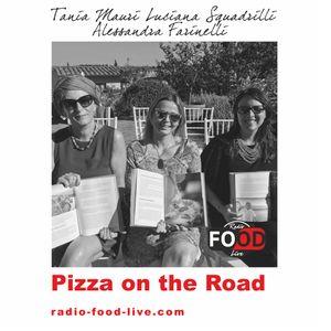 PIZZA ON THE ROAD - 08.10.2018 - LA PIZZA ROMANA con Luca Pezzetta