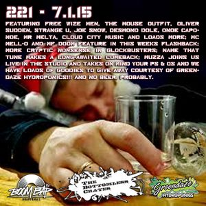 The Bottomless Crates Radio Show 221 - 7/1/15