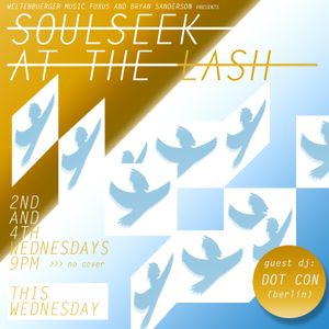 Dj Dot Con - Promo mix for my upcoming gig on Feb 12 for Soulseek at the Lash in LA.