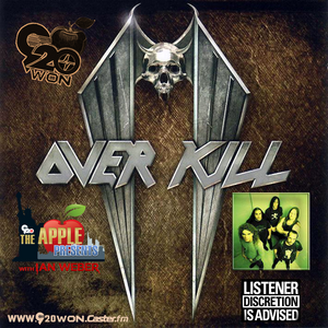 "The Apple Presents... with Ian Weber - Overkill ""Killbox 13"" (Show from 9/14/17)"
