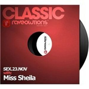 Miss Sheila @ Revolution Radio Show ( late 90s classics )