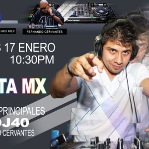 SET DJ 40 PRINCIPALES RAFIITA