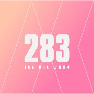 DJ 283 the MIX #004 January 2017