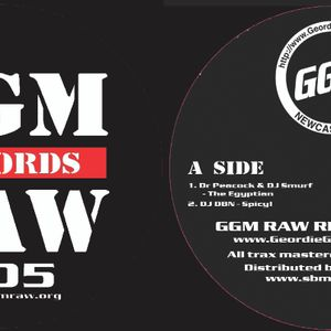 GGM Raw 005 - Preview megamix