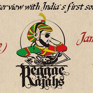 Jamaica Air Force#136 - 26.03.2014 (Reggae Rajahs interview)