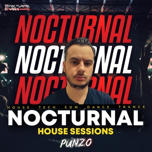 Nocturnal Vibes Radio Show #299 - House Sessions Volume 03