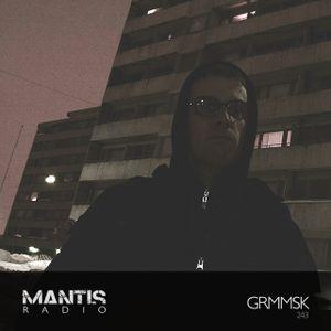 Mantis Radio 243 + GRMMSK