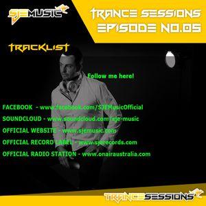 SJE Music Trance Sessions #5 (TS#5)