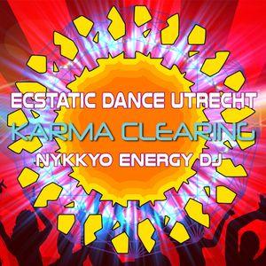 Ecstatic Dance Special I Karma Clearing I 23-06-2017 - Nykkyo Energy DJ