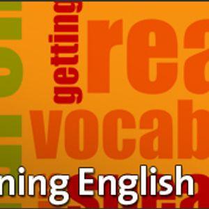 Learning English Broadcast - November 12, 2015