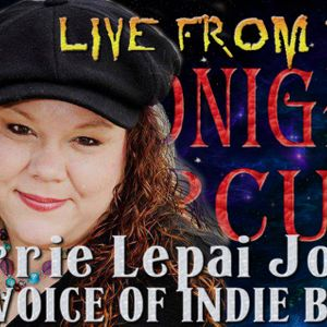 LIVE from the Midnight Circus Featuring Kerrie Lepai Jones