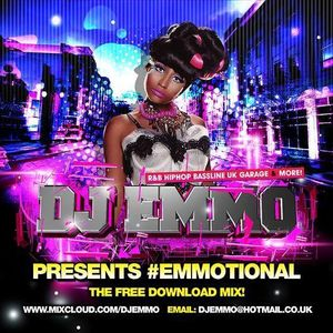 Dj Emmo Presents #EMMOtional House N Bass Mix 2015